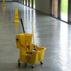 janitor bucket
